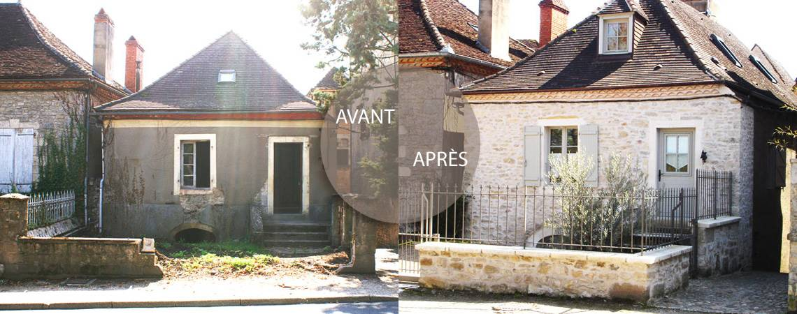 Renovation d'une maison par Coreb